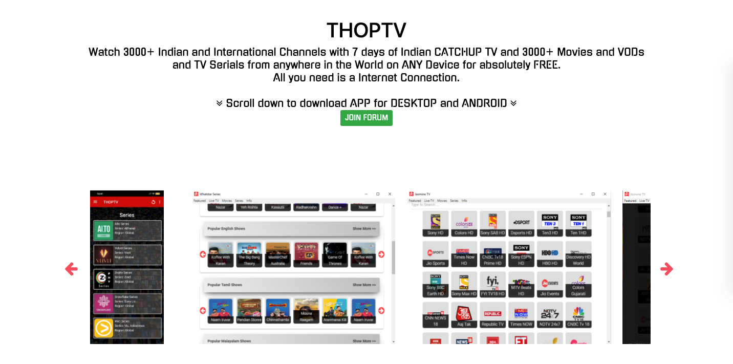 Best VPN For ThopTV: How to Get Around Content Blockers?