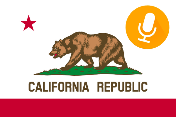 California recording laws - Read this before you record phone calls in 2019