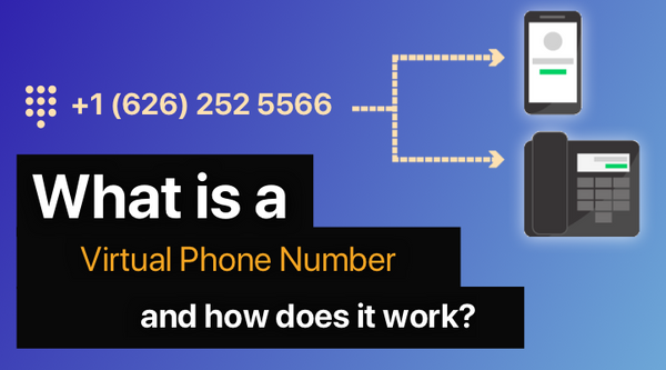 What is a Virtual Phone Number, and how does it work