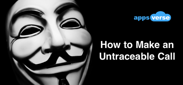 How to make an Untraceable Call
